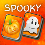 Mahjong Spooky – Monster & Halloween Tiles👻💀😈 3.3.0 (Mod)