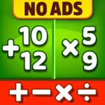 Math Games – Addition, Subtraction, Multiplication 1.0.5 (Mod)