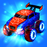 Merge Truck: Monster Truck Evolution Merger game 2.0.11  (Mod)