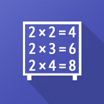 Multiplication table – learn easily, Times Tables 1.2.6(Mod)
