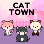 My Cat Town😸 – Free Pet Games for Girls & Boys 1.2 (Mod)