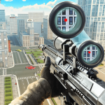 New Sniper Shooter: Free offline 3D shooting games 1.83 (Mod)