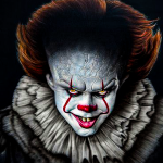 Pennywise killer clown Horror games 2020 1.6 (Mod)
