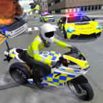 Police Car Driving – Motorbike Riding 1.30 (Mod)