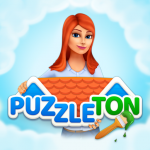 Puzzleton: Match & Design 1.0.6 (Mod)