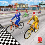 Real Bike Cycle Racing 3D: BMX Bicycle Rider Games 1.20 (Mod)