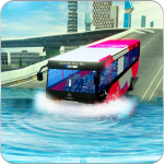 River Bus Driver Tourist Coach Bus Simulator 3.7 (Mod)