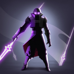 Shadow Knight Premium: New Fighting Game  (Mod) 1.1.561