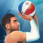 Shooting Hoops – 3 Point Basketball Games  (Mod) 4.8