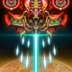 Sky Raptor Space Shooter – Alien Galaxy Attack  1.3.8 (Mod)