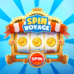 Spin Voyage: raid coins, build and master attack! 1.13.03 (Mod)