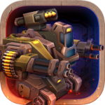 Steel Wars Royale – Multiplayer Strategy Game 1.03.03 (Mod)