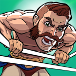 The Muscle Hustle Slingshot Wrestling Game  (Mod) 1.32.1971