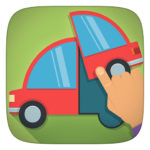 Toddler Kids Car Puzzles Free 3.1 (Mod)