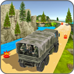 US Army Transport Drive – Army Games 1.1 (Mod)