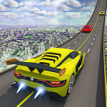 Ultimate City GT Car Stunt: Mega Ramp Climb Racing 2.0 (Mod)
