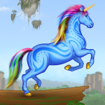 Unicorn Dash: Magical Run 2.06 (Mod)
