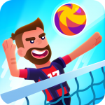Volleyball Challenge – volleyball game 1.0.23 (Mod)