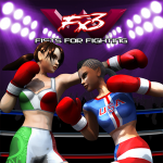 Woman Fists For Fighting WFx3 WFx3_FBCS (Mod) 19