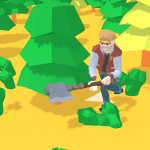 Woods Cutter – Chop all Magic Trees 1.2 (Mod)