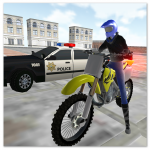 motocross racing star -ultimate police game 1.22 (Mod)
