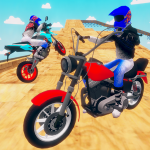motorcycle infinity driving simulation extreme 2 (Mod)