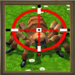 spiders hunting .Hunter & Shooter 3D Hunting Games 95 (Mod)