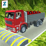 3D Truck Driving Simulator – Real Driving Games 2.0.045 (Mod)