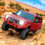 4×4 Suv Offroad extreme Jeep Game 1.1.6 (Mod)