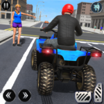 ATV Quad Bike Simulator 2020: Bike Taxi Games 20.0 (Mod)
