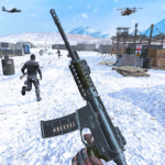 Army shooting game : Commando Games 4.18 (Mod)