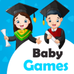 Baby Games: Toddler Games for Free 2-5 Year Olds 1.11 (Mod)