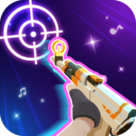 Beat Shooter – Gunshots Rhythm Game 1.3.2 (Mod)