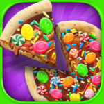 Candy Dessert Pizza Maker – Fun Food Cooking Game 2.0 (Mod)