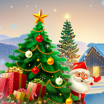 Christmas Hidden Object: Xmas Tree Magic  (Mod) 1.2.00b
