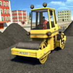 City Construction Forklift: Construction Simulator 1.2 (Mod)