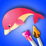 Coloring Book for Kids: Animal 2.1.2 (Mod)