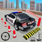 Crazy Traffic Police Car Parking Simulator 2020 1.38 (Mod)