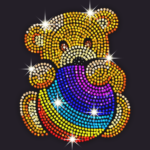 Diamond Coloring Sequins Art & Paint by Numbers  1.5.3 (Mod)