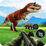 Dinosaur Hunter Sniper Jungle Animal Shooting Game 2.6 (Mod)