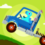 Dinosaur Truck – Car Games for kids 1.2.2 (Mod)
