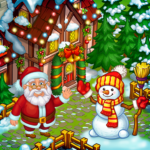 Farm Snow: Happy Christmas Story With Toys & Santa  (Mod) 2.25
