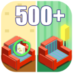 Find The Differences 500 – Sweet Home Design 1.2.3 (Mod)
