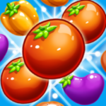 Garden Craze Fruit Legend Match 3 Game  (Mod) 1.9.5