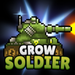 Grow Soldier – Idle Merge game 3.7.1 (Mod)