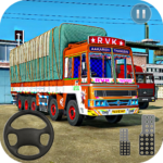 Indian Truck Spooky Stunt : Cargo Truck Driver 1.0 (Mod)