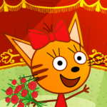 Kid-E-Cats Circus Games! Three Cats for Children  (Mod)