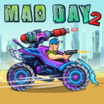 Mad Day 2: Shoot the Aliens 2.0 (Mod)
