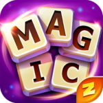 Magic Word Find & Connect Words from Letters  1.12.3 (Mod)