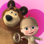 Masha and the Bear – Spot the differences 3.9 (Mod)